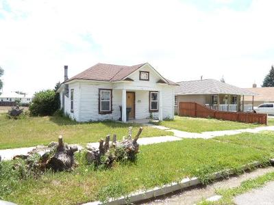 Price UT Single Family Home For Sale: $72,000