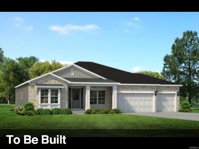 Cottonwood Heights Single Family Home For Sale: 9296 S Regatta Ln E #347