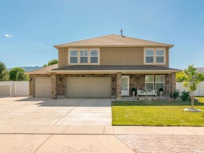 Herriman Single Family Home Under Contract: 13714 S Erin Loop Rd W