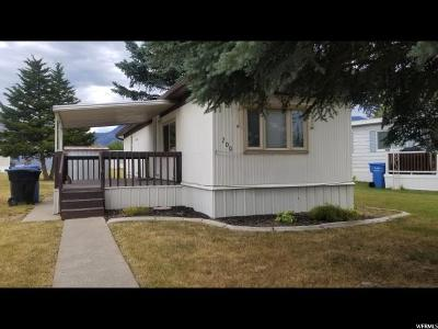 Logan Single Family Home For Sale: 200 Kings Ct