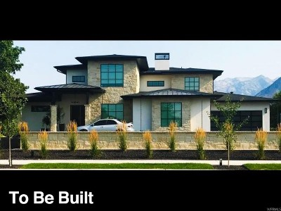 Lehi Single Family Home For Sale: 1590 W Morning View Way #9