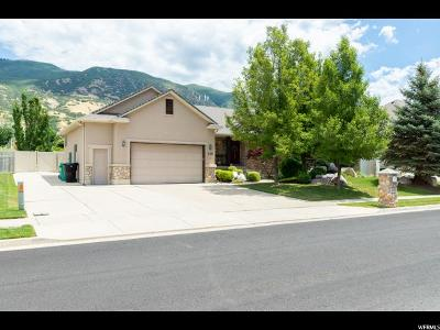 Centerville Single Family Home Under Contract: 2128 N 400 W