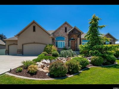 Kaysville Single Family Home Under Contract: 999 W Chester Ln S