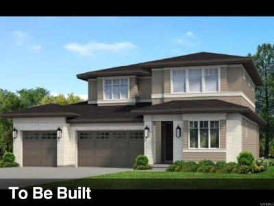 Cottonwood Heights Single Family Home For Sale: 3375 E La Vie Ln S #204