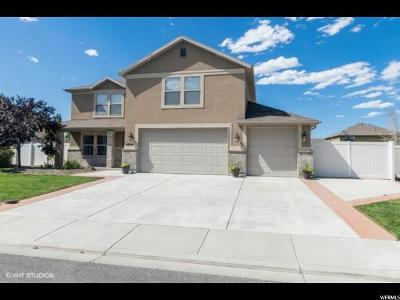 Lehi Single Family Home For Sale: 2886 W Willow Patch Rd S