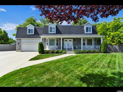 South Jordan Single Family Home For Sale: 9504 S 2555 W