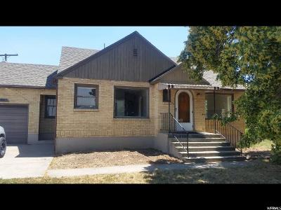 Smithfield Single Family Home Under Contract: 6990 N 2400 W
