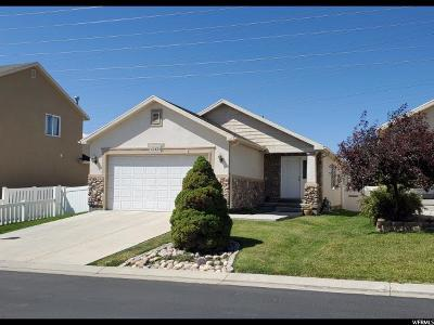 Herriman Single Family Home Under Contract: 12424 S Mossberg Dr W