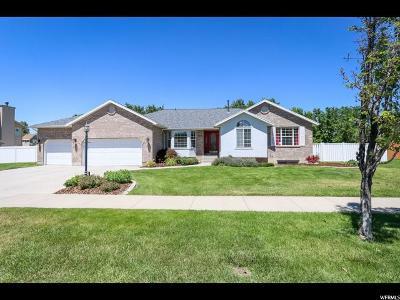 Draper Single Family Home Under Contract: 403 E Golden Pheasant Dr S