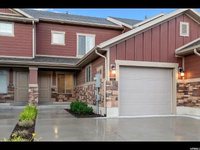 Kaysville Townhouse For Sale: 774 Crimson Ct