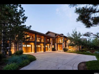 Park City Single Family Home For Sale: 2723 Estates Dr #28