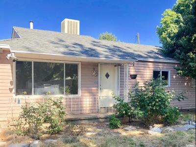 Davis County Single Family Home Backup: 791 La Verde St