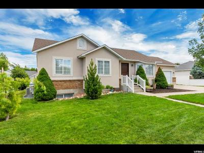 West Jordan Single Family Home For Sale: 7729 S 4950 W