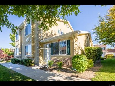 West Jordan Townhouse For Sale: 4784 W Arno Ct