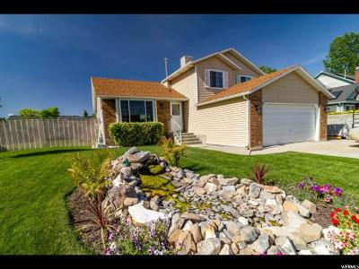 Riverton Single Family Home For Sale: 2042 W 12190 S