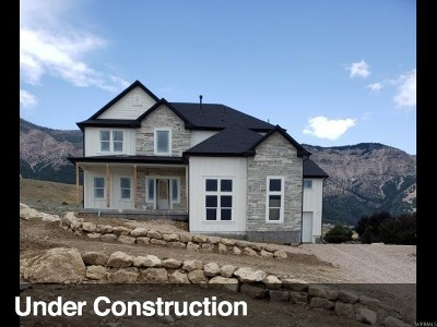 North Ogden Single Family Home For Sale: 3752 N Lakeview Dr E #77