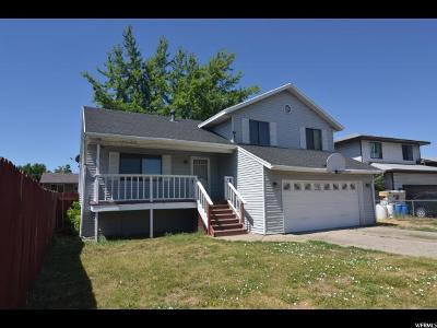 Layton Single Family Home For Sale: 962 S 250 E
