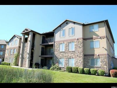 Pleasant Grove Condo Under Contract: 929 W 670 S #5