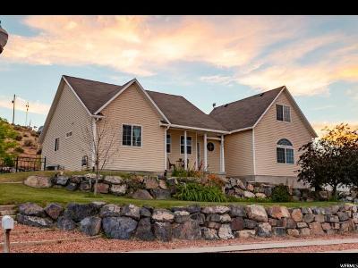 Saratoga Springs Single Family Home For Sale: 3641 Sunrise Dr