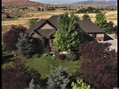 Eagle Mountain Single Family Home For Sale: 2711 E Cedar Dr N #78