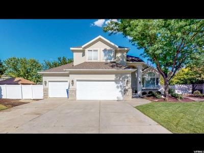 West Jordan Single Family Home For Sale: 8933 S 2070 W
