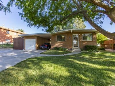 Bountiful Single Family Home For Sale: 859 W 4000 S