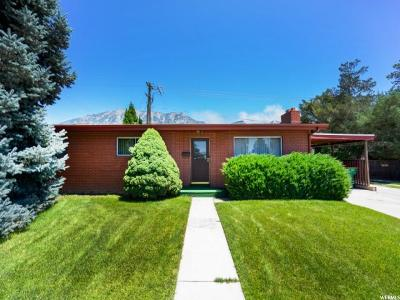 Single Family Home Under Contract: 811 S 800 E