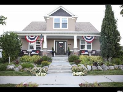 South Jordan Single Family Home For Sale: 10822 S Fern Ridge Dr