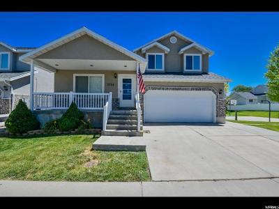 West Jordan Single Family Home For Sale: 7735 S Ash Briar Ln W