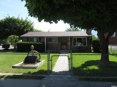 Spanish Fork Single Family Home Under Contract: 890 N 300 E