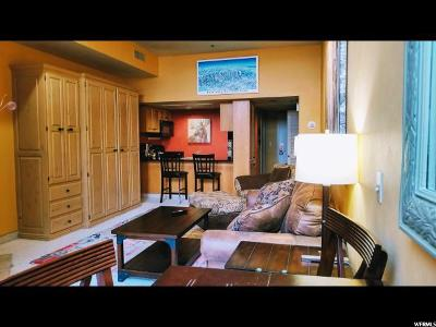 Park City Condo For Sale: 1415 Lowell Ave #155