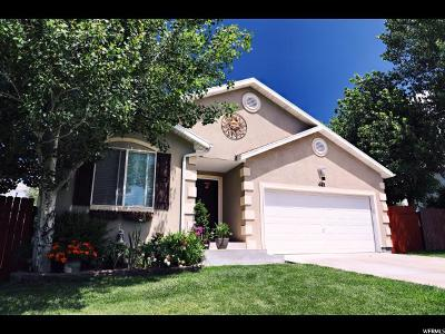 Heber City Single Family Home Under Contract: 442 W 400 N #441