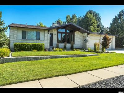 Kaysville Single Family Home For Sale: 297 E 700 N