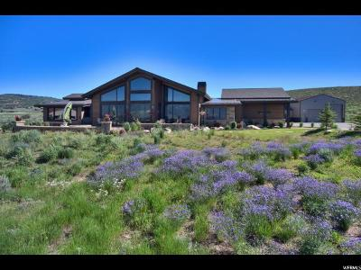 Park City Single Family Home For Sale: 8449 Silver Creek Rd #104