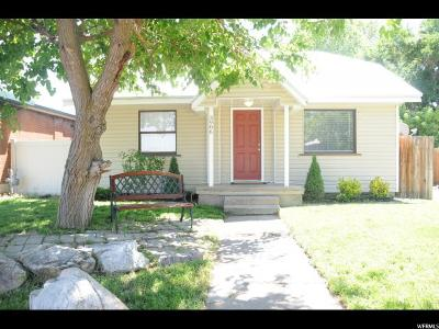 South Ogden Single Family Home For Sale: 3609 S Ogden Ave E