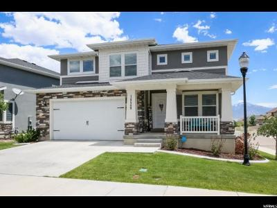 Herriman Single Family Home For Sale: 14549 S Yellow Topaz Dr