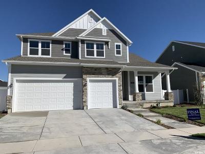 Lehi Single Family Home For Sale: 3164 W Cramden Dr