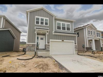 Lehi Single Family Home For Sale: 2523 N Wister Ln N #307