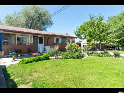 Spanish Fork Single Family Home For Sale: 548 E 300 N