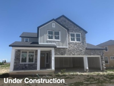 South Jordan Single Family Home Under Contract: 1037 Anna Emily Dr #103