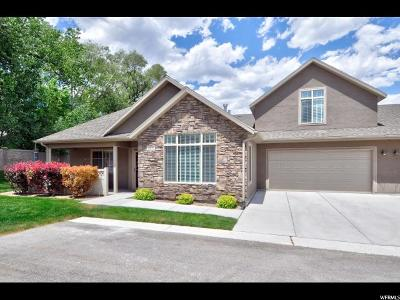 West Jordan Single Family Home For Sale: 9252 S 2040 W #C