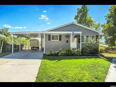 Provo Single Family Home For Sale: 362 S 1410 E