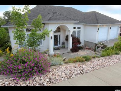Bountiful Single Family Home For Sale: 2826 Oakwood