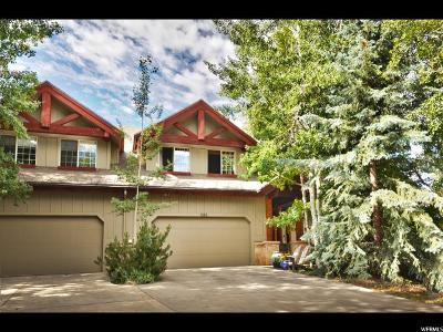 Park City Condo For Sale: 1382 Meadow Loop Rd #3
