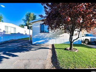 Sandy UT Single Family Home For Sale: $64,900