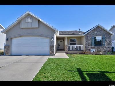 West Jordan Single Family Home For Sale: 6577 W Bridge Maple Ln