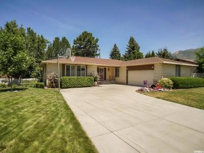 South Ogden Single Family Home For Sale: 844 E Cassie Dr