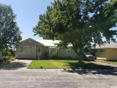 Ogden Single Family Home For Sale: 245 N Jackson Ave