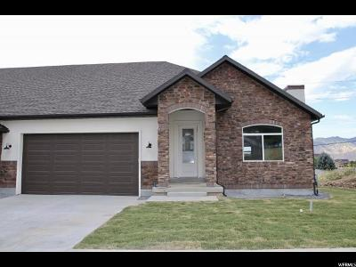 Tooele County Condo For Sale: 863 Oak Ct