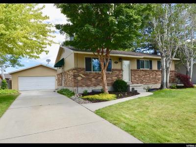 Sandy UT Single Family Home For Sale: $329,000